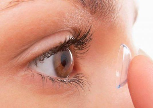 contact lens service