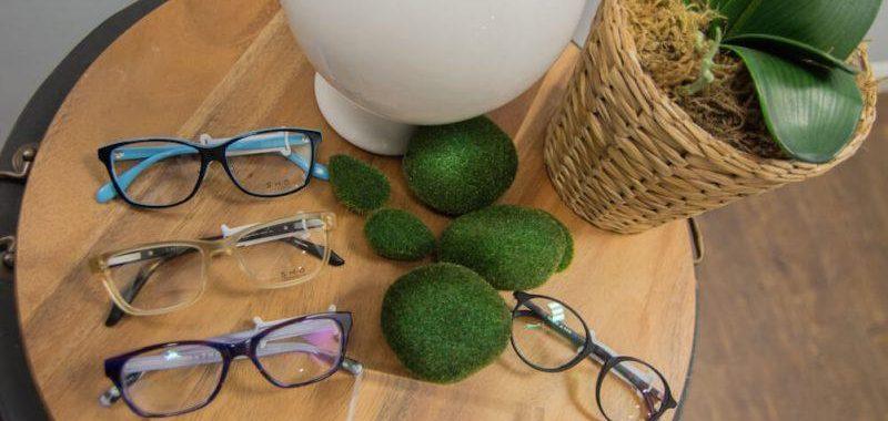 glasses frame line