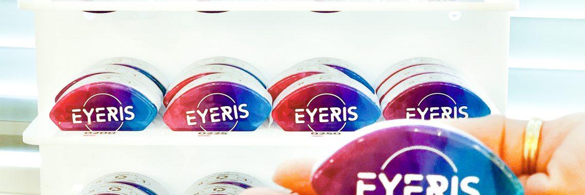 Eyeris daily lens